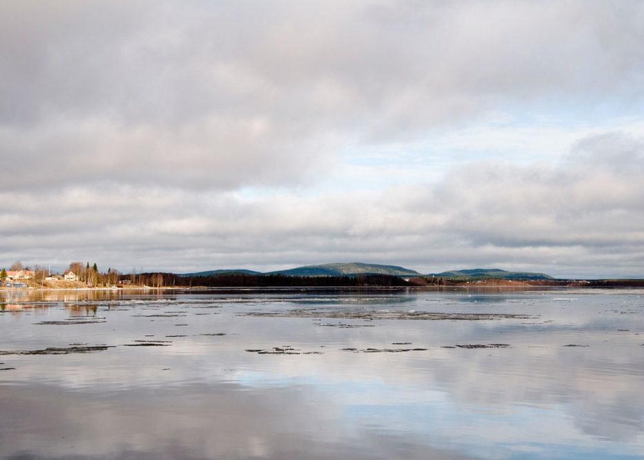 luleåälv, maj, Avan, Norrbotten, Sverige