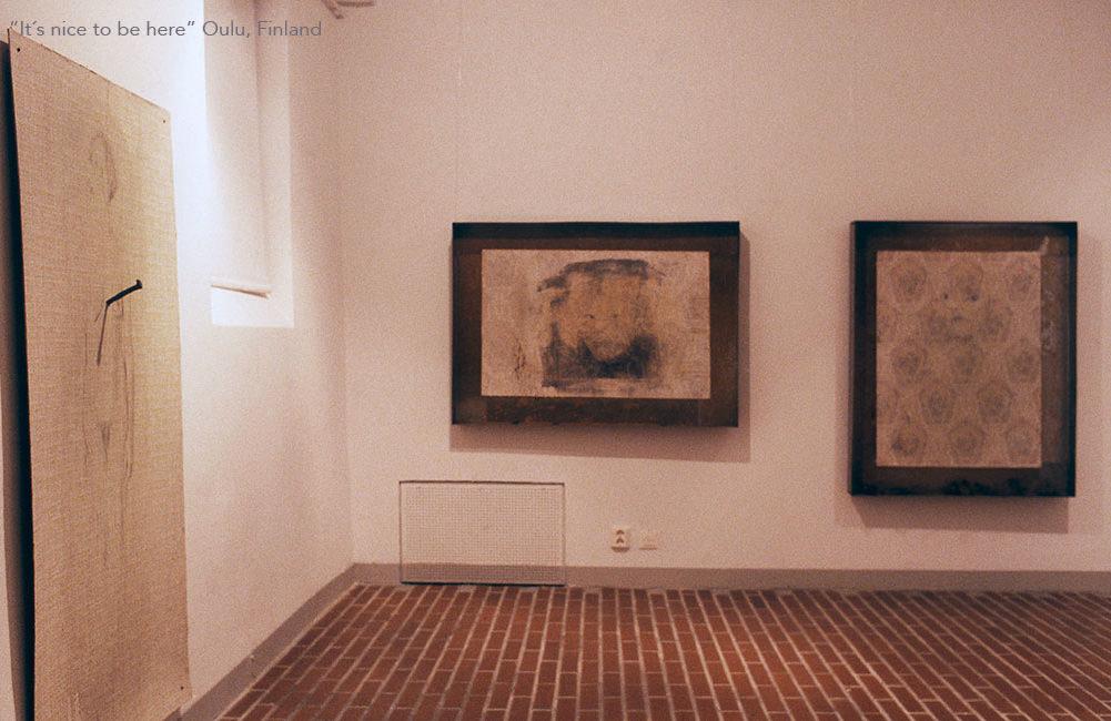 utställning, konst, fotografi, Oulu, Finland, galleri