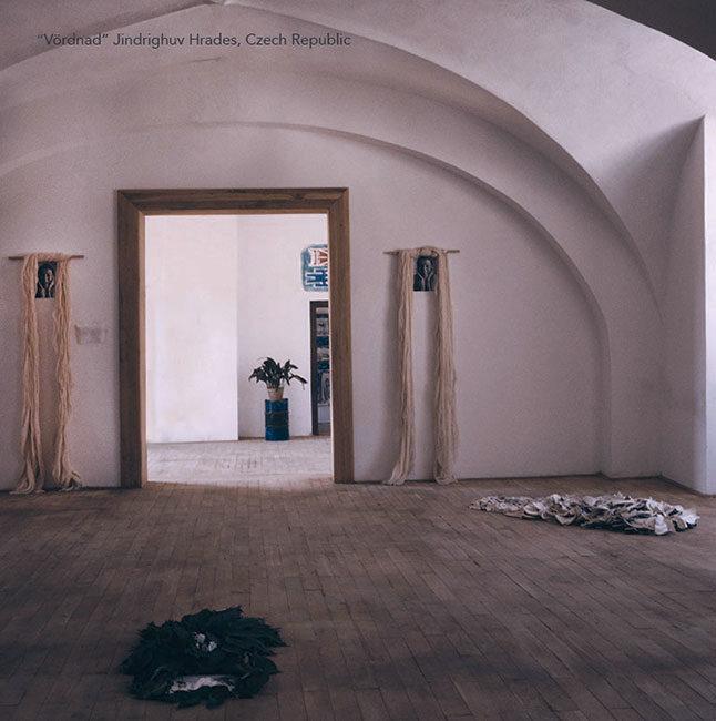 utställning, fotografi, installation, Jindrichuv Hradec, Tjeckien