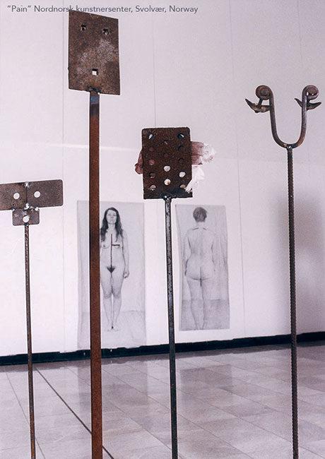 utställning, fotografi, objekt, galleri, Sunderby Folkhögskola, Luleå, Norrbotten, Sverige