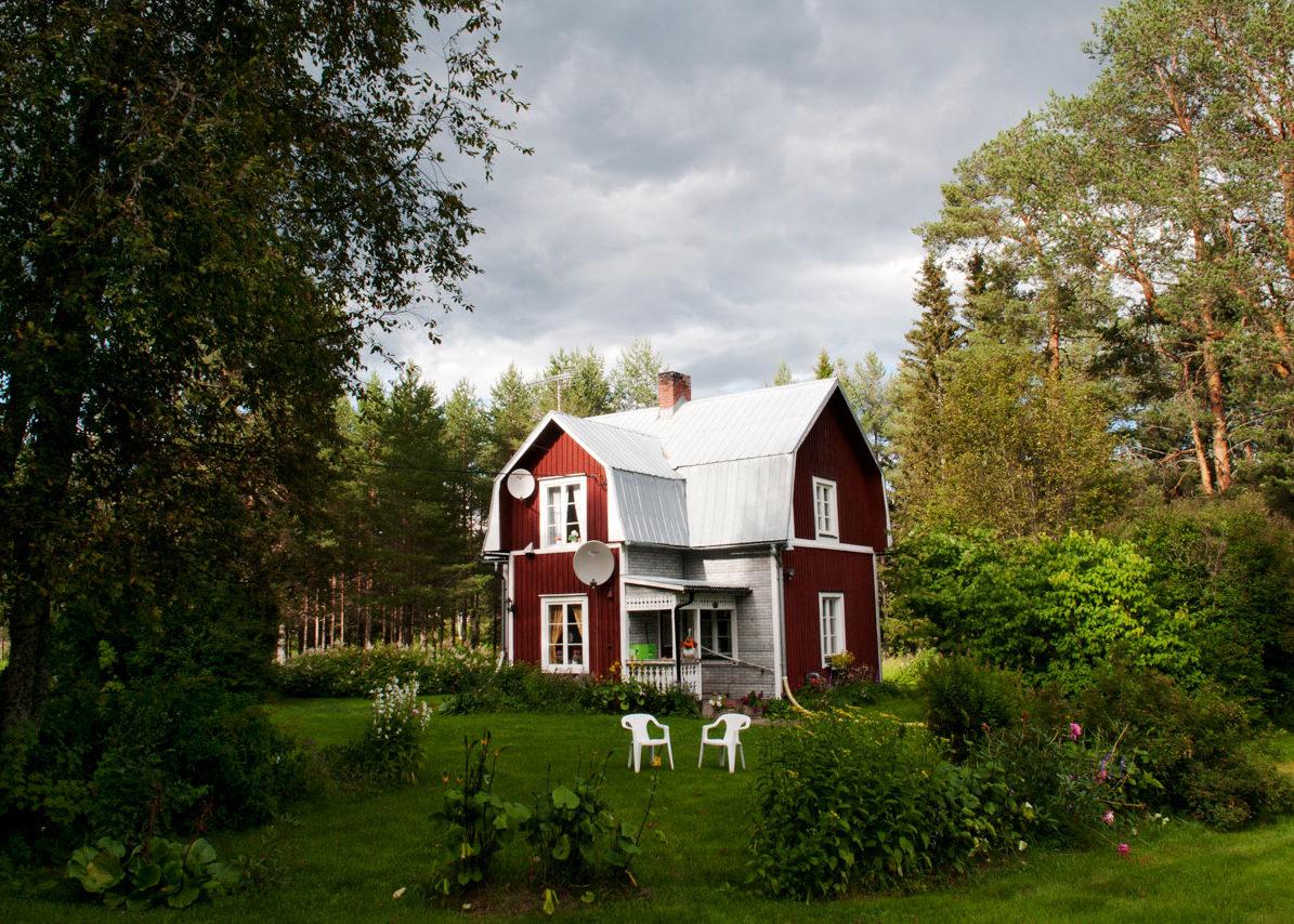 Sommarstuga i Prästholm