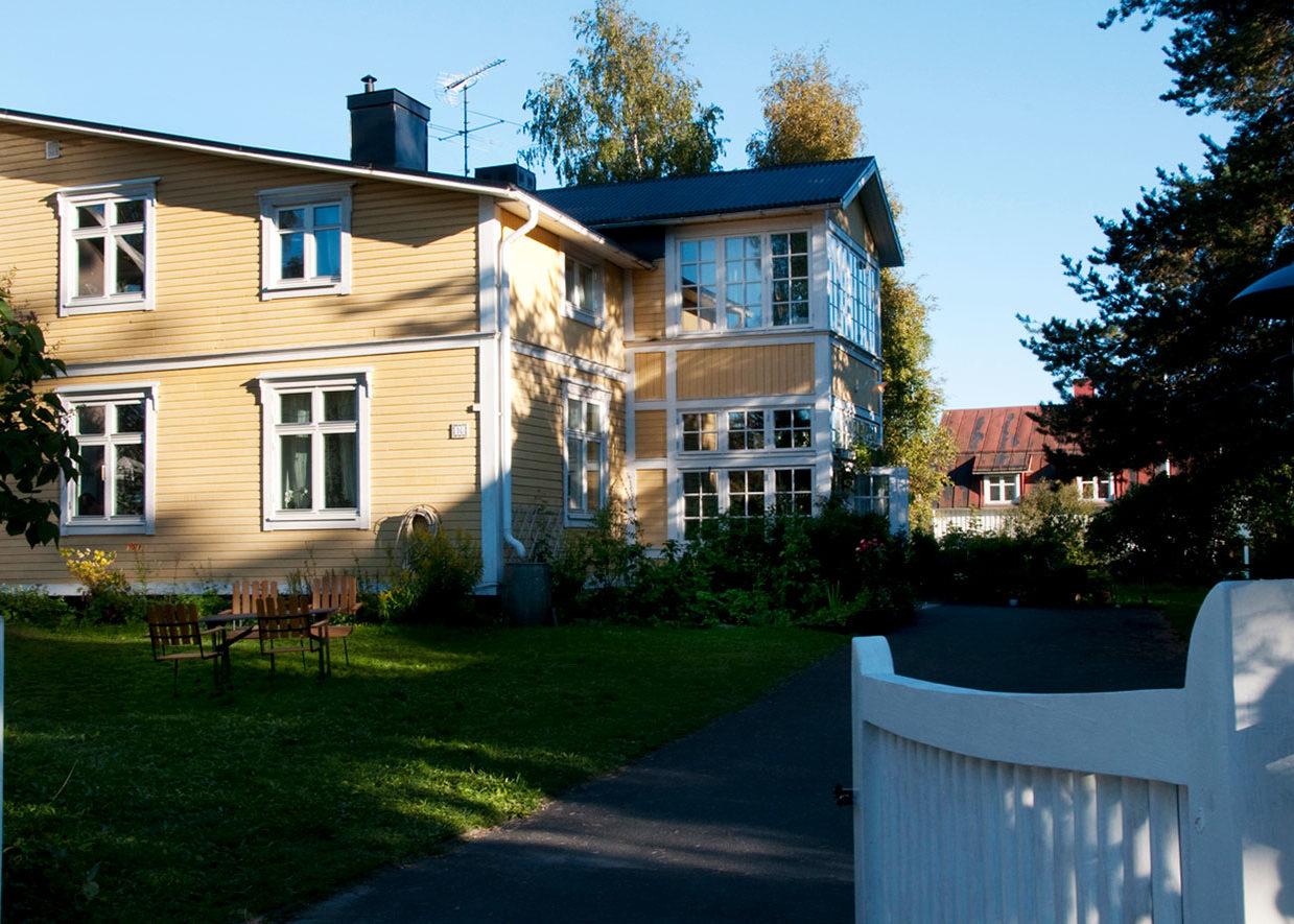 Sekelskiftesvilla i Luleå