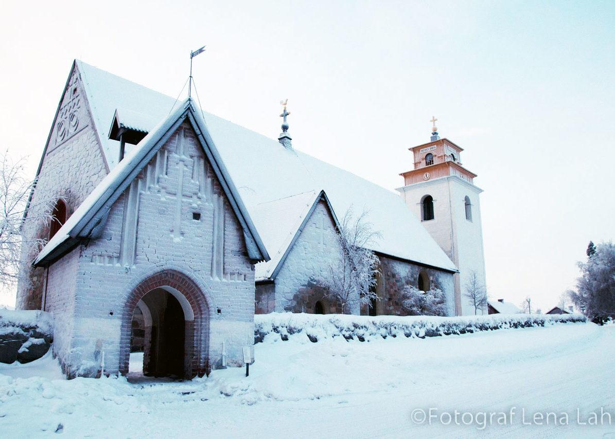 kyrka Gammelstad